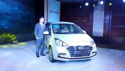 Ô tô nhỏ giá rẻ Hyundai i10 sedan 2017 chính thức được ra mắt