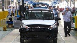 Mitsubishi 'vượt mặt' Toyota và Honda để trở thành nhà xuất khẩu ô tô lớn nhất Thái Lan