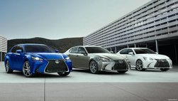 Lexus GS bị khai tử, thay thế bằng dòng ES mới?