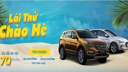 Hyundai tiếp tục đại hạ giá nhiều mẫu xe ô tô