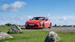 Toyota GT86 Orange Edition mở bán tại Anh từ 850 triệu đồng