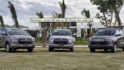 Hút khách, Toyota Việt Nam ưu đãi 'khủng' cho xe lắp ráp trong nước
