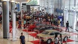 Kỷ niệm 100 năm, Mitsubishi trưng bày dàn xe tại Auto Expo Philippines