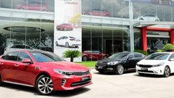 Kia Optima lần đầu hạ giá đến 40 triệu đồng