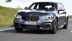 BMW 1-Series 2018 tung video nhá hàng nâng cấp mới