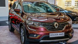 SUV Pháp Renault Koleos 2017 chính thức ra mắt Malaysia, giá 1,07 tỷ đồng
