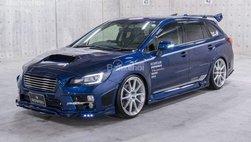 Subaru Levorg mạnh mẽ hơn nhờ bộ cánh Rowen mới