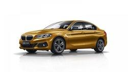 BMW 1-Series Sedan sẽ cập bến Mỹ vào năm 2019?