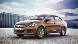 Quá ế, Suzuki Ciaz giảm gần trăm triệu trong tháng 9