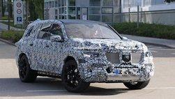 Mercedes-Benz GLS 2019 lộ diện sẵn sàng cuộc chiến SUV 7 chỗ hạng sang với BMW X7