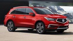 Acura MDX 2018 chốt giá 1 tỷ đồng tại Mỹ