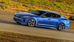 Đánh giá xe Kia Stinger 2018