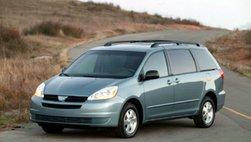 Hàng trăm nghìn xe Toyota Sienna bị triệu hồi vì lỗi cần số