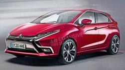 Mitsubishi sắp ra mắt mẫu xe đối thủ của Ford Fiesta mới