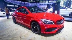 Đánh giá xe Mercedes-Benz CLA-Class 2018