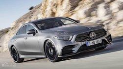 Đánh giá xe Mercedes-Benz CLS 2019