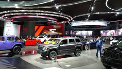 Xe mới tại triển lãm ô tô Detroit/ Bắc Mỹ 2018
