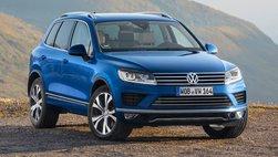 57.000 xe Volkswagen Touareg bị triệu hồi vì gian lận khí thải