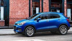Hàn Quốc bất ngờ xuất khẩu xe Mỹ Chevrolet Trax nhiều nhất