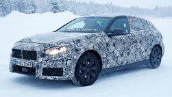Rò rỉ hình ảnh chạy thử của hatchback BMW 1-Series 2019