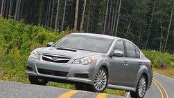 Subaru Legacy và Outback bị triệu hồi vì lỗi túi khí tại Việt Nam