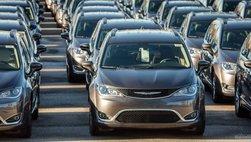 160 nghìn xe Fiat Chrysler Pacifica bị thu hồi do lỗi chết máy