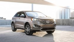 Phiên bản cao cấp Ford Edge Titanium Elite 2019 sẽ lộ dáng tại Chicago Auto Show