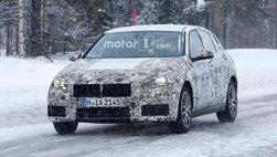 Hatchback BMW 1-Series 2019 lộ diện với đèn pha mới