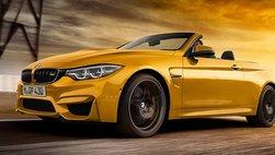 BMW M4 Convertible Edition 30 Jahre - Bản đặc biệt kỷ niệm 30 năm phát triển của dòng xe mui trần