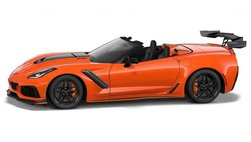 Chevrolet Corvette ZR1 Convertible đắt nhất có giá bán 3,54 tỷ đồng