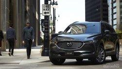 SUV 7 chỗ Mazda CX-8 2018 có thể bán ở Malaysia vào quý II/2018