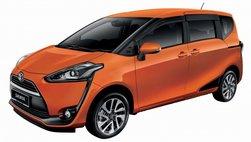 Toyota Sienta 2018 trình làng tại Malaysia, giá 553 triệu đồng
