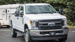 Đánh giá xe Ford F-250 Super Duty 2018: Chiến mã lực lưỡng