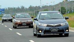 Toyota Việt Nam triệu hồi hơn 20.000 xe vì lỗi túi khí
