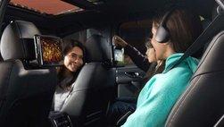 Mazda CX-9 thêm gói tùy chọn giải trí mới cho ghế sau
