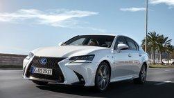 Lexus GS ngừng sản xuất từ tháng 4 tại thị trường Châu Âu