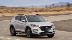 So sánh Hyundai Tucson 2019 bản nâng cấp mới và cũ qua ảnh