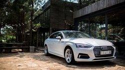 Audi A5 Sportback 2018 tại Việt Nam có giá 2,3 tỷ đồng