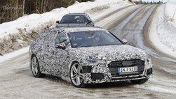 Audi S6 Avant 2020 mới xuất hiện trên đường thử