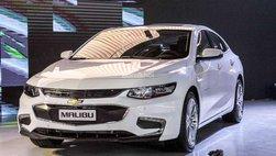 [Manila 2018] Chevrolet Malibu mới ra mắt mạnh hơn, nhẹ hơn và ngầu hơn