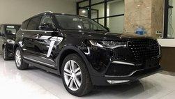 Zotye Z8 2018 - SUV 5 chỗ Trung Quốc giá chỉ 728 triệu đồng tại Việt Nam