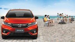 Đánh giá xe Honda Jazz RS 2018 - Bản cao cấp dành cho Việt Nam
