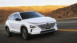 Đánh giá xe Hyundai Nexo 2019: Crossover chạy pin nhiên liệu đỉnh cao
