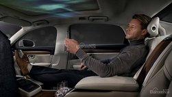 Volvo S90 Ambience Concept - Xem trước xe sang tuyệt đỉnh chỉ 3 ghế ngồi