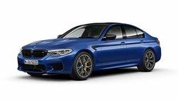 BMW M5 Competition Package rò rỉ thông số và hình ảnh mới nhất