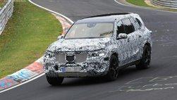 Mercedes-Benz GLS thế hệ mới tích hợp công nghệ tự hành S-Class