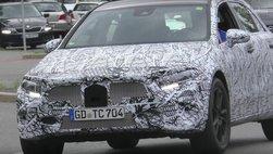 Mercedes GLA-Class 2019 lộ mình lăn bánh thử nghiệm