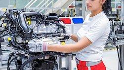 Volkswagen và Audi bắt đầu sản xuất động cơ 1 lít