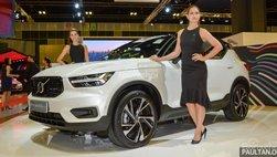 Volvo XC40 mở rộng dây chuyền sản xuất đến Trung Quốc
