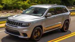 Jeep Grand Cherokee Trackhawk dẫn đầu top 10 SUV và CUV công suất lớn nhất hiện nay